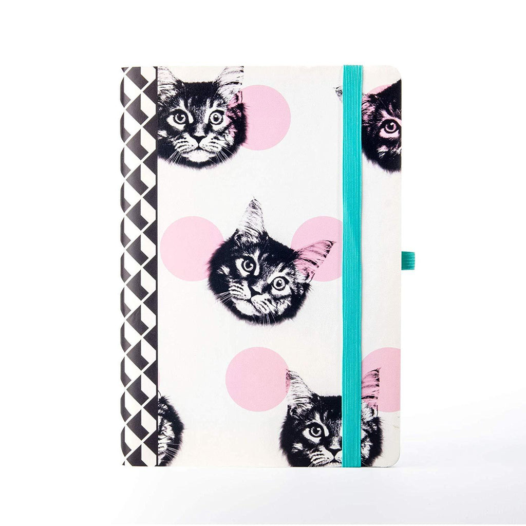 MUSTARD LONDON Cat/Dog - Notebook