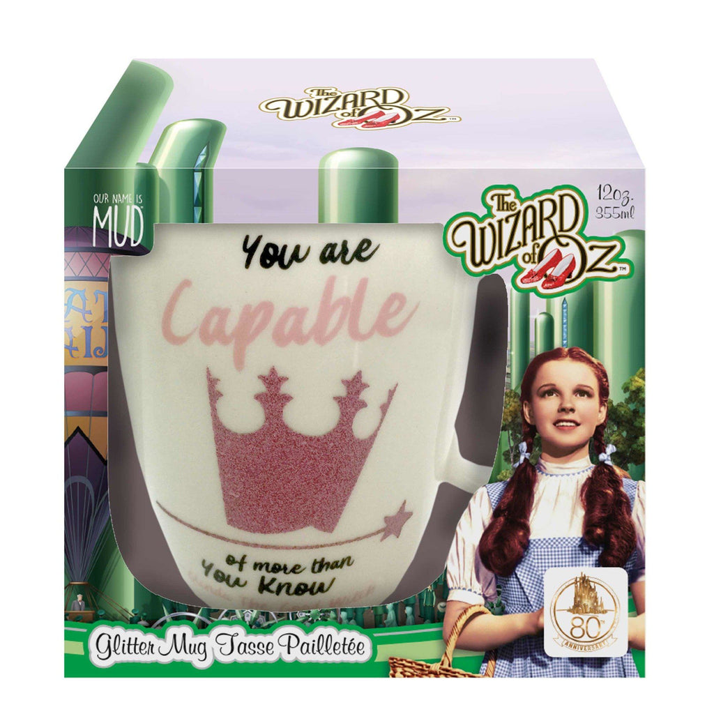 WIZARD OF OZ - Glinda Glitter Mug