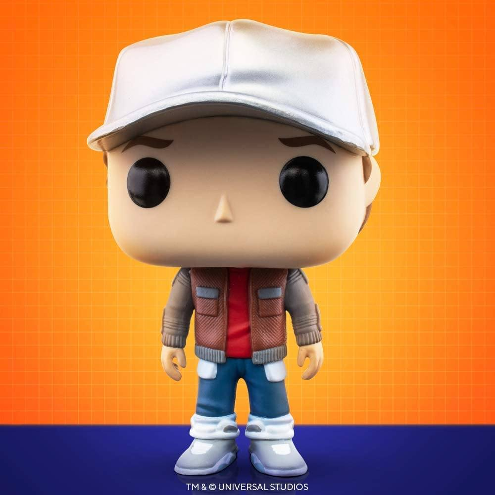 FUNKO POP! MOVIES BTTF Marty In Future Outfit