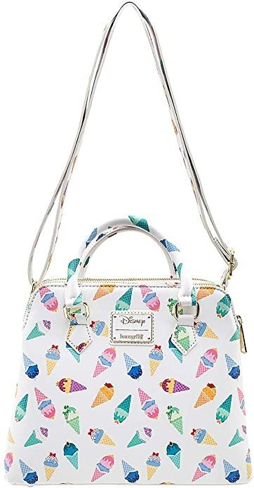 LOUNGEFLY Disney Princess Ice Cream Crossbody