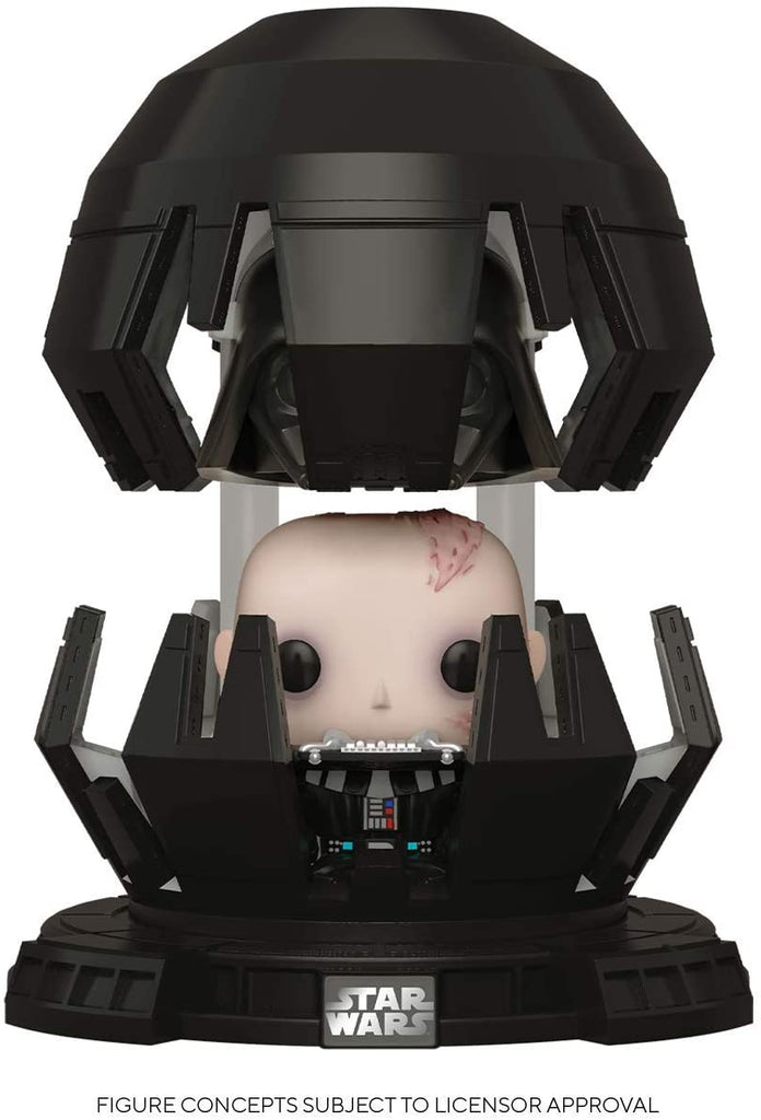 FUNKO Pop! Deluxe: Star Wars - Darth Vader In Meditation