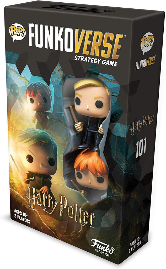 FUNKO Pop! Funkoverse Strategy Game - Harry Potter 101 Expandalone