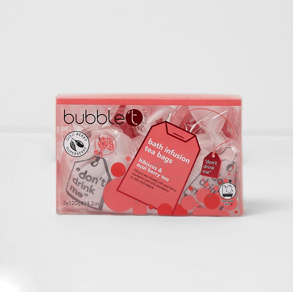 BUBBLE T Big Tea Bag - Bath Bombs