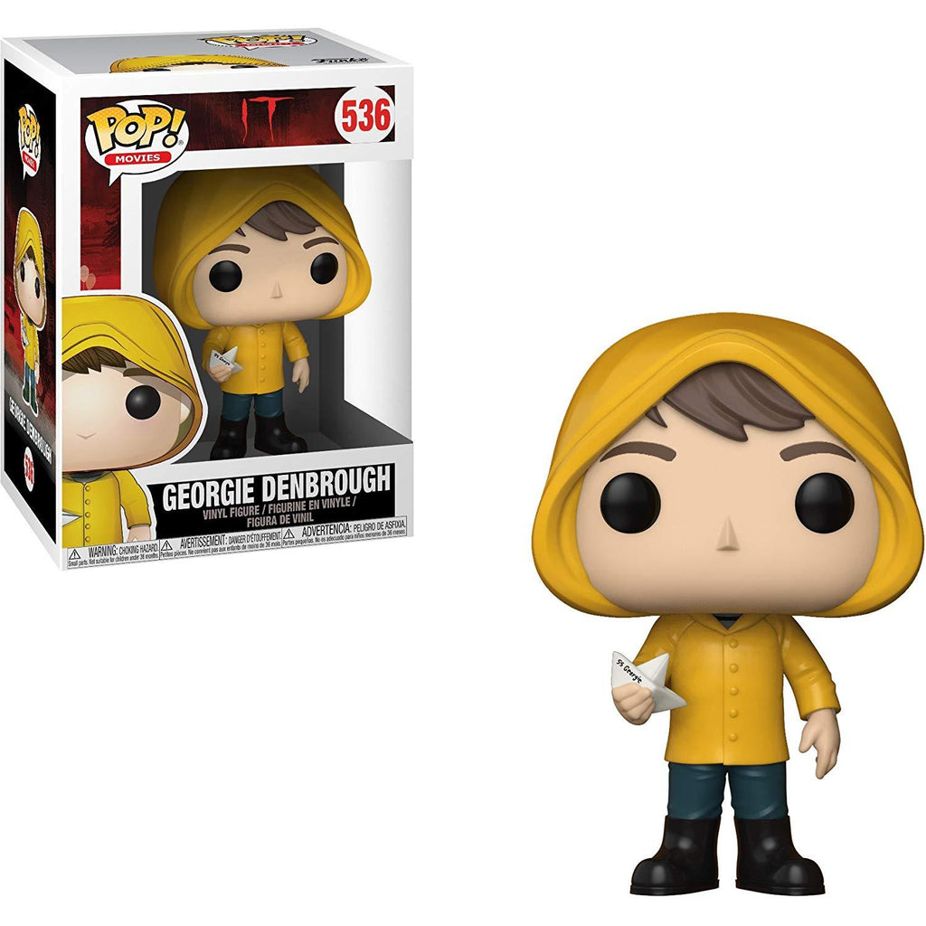 FUNKO POP! IT - Georgie w/ Boat