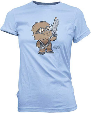 SuperCute Tee - Star Wars Chewie