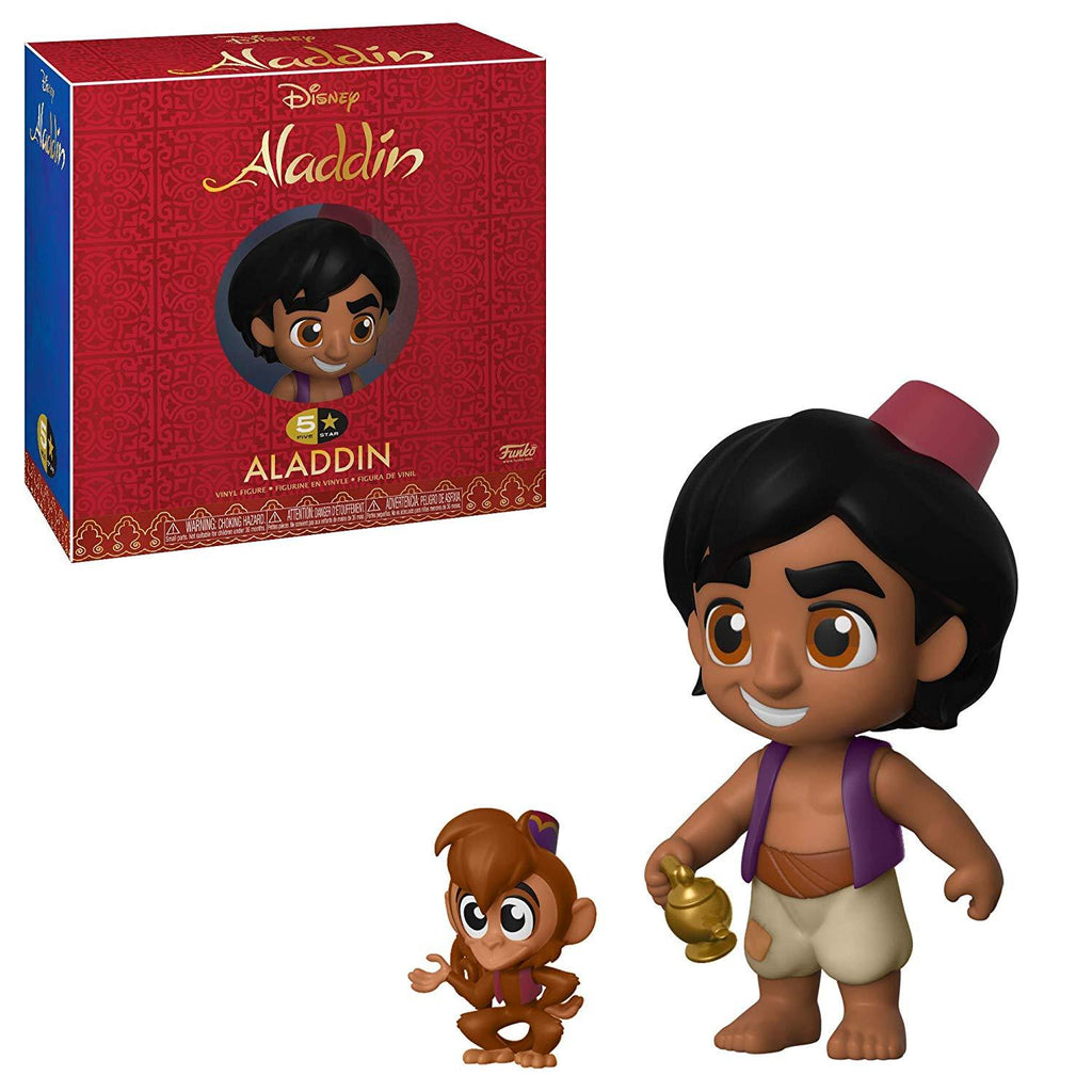 FUNKO 5 Star: Aladdin - Aladdin with Abu