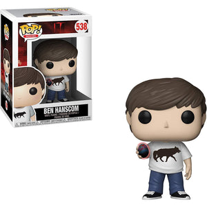 FUNKO POP! IT - Ben Holding Burnt Easter Egg