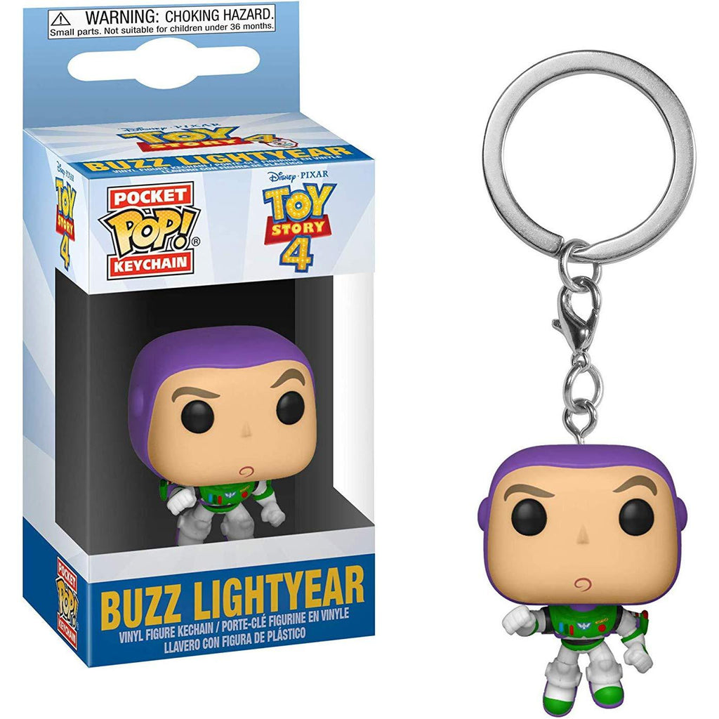 FUNKO Pop! Toy Story 4 Keychain - Buzz Lightyear