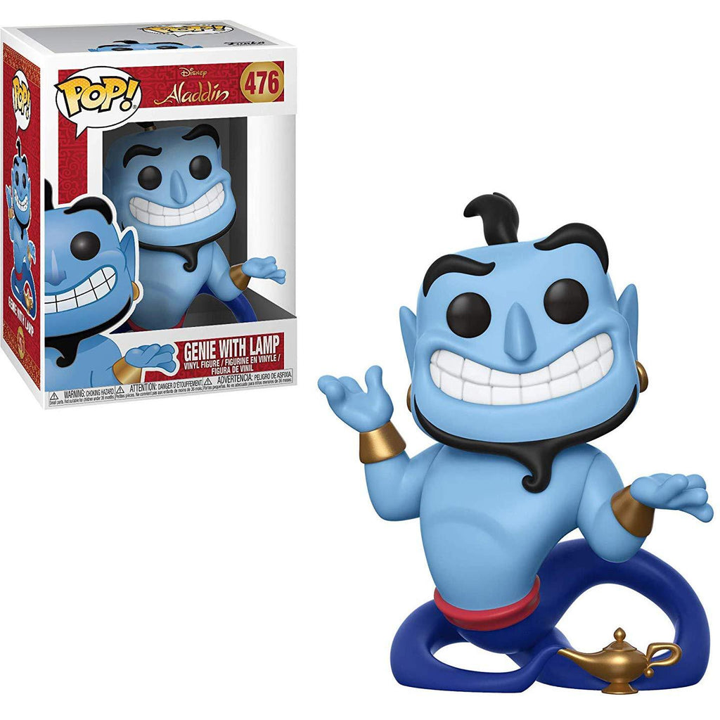 FUNKO POP! Disney: Aladdin - Genie w/ Lamp