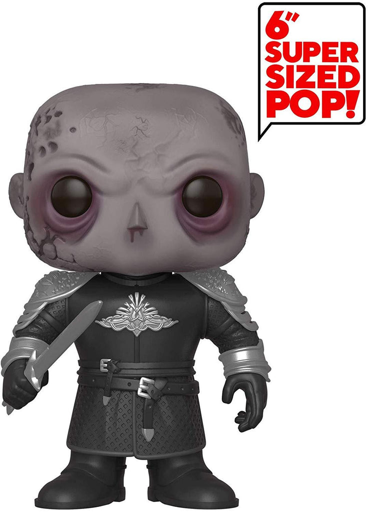 FUNKO POP! TV: Game of Thrones - The Mountain (Unmasked) 6""