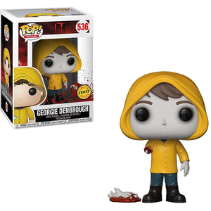 FUNKO POP! IT - Georgie ( CHASE EDITION )