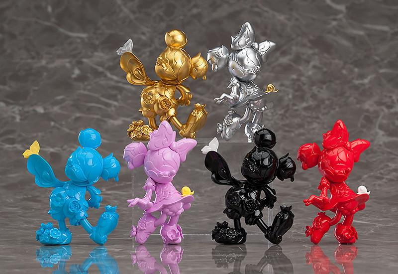 JAMES JEAN x GOOD SMILE COMPANY - Mickey & Minnie Mouse 90th Anniversary Blind Box Figures