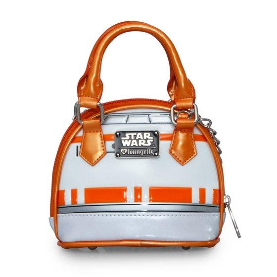 LOUNGEFLY Star Wars: The Force Awakens BB-8 Micro Mini Dome Crossbody