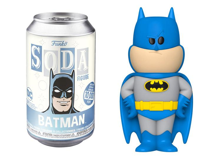 FUNKO POP! SODA CAN VINYL DC - Batman