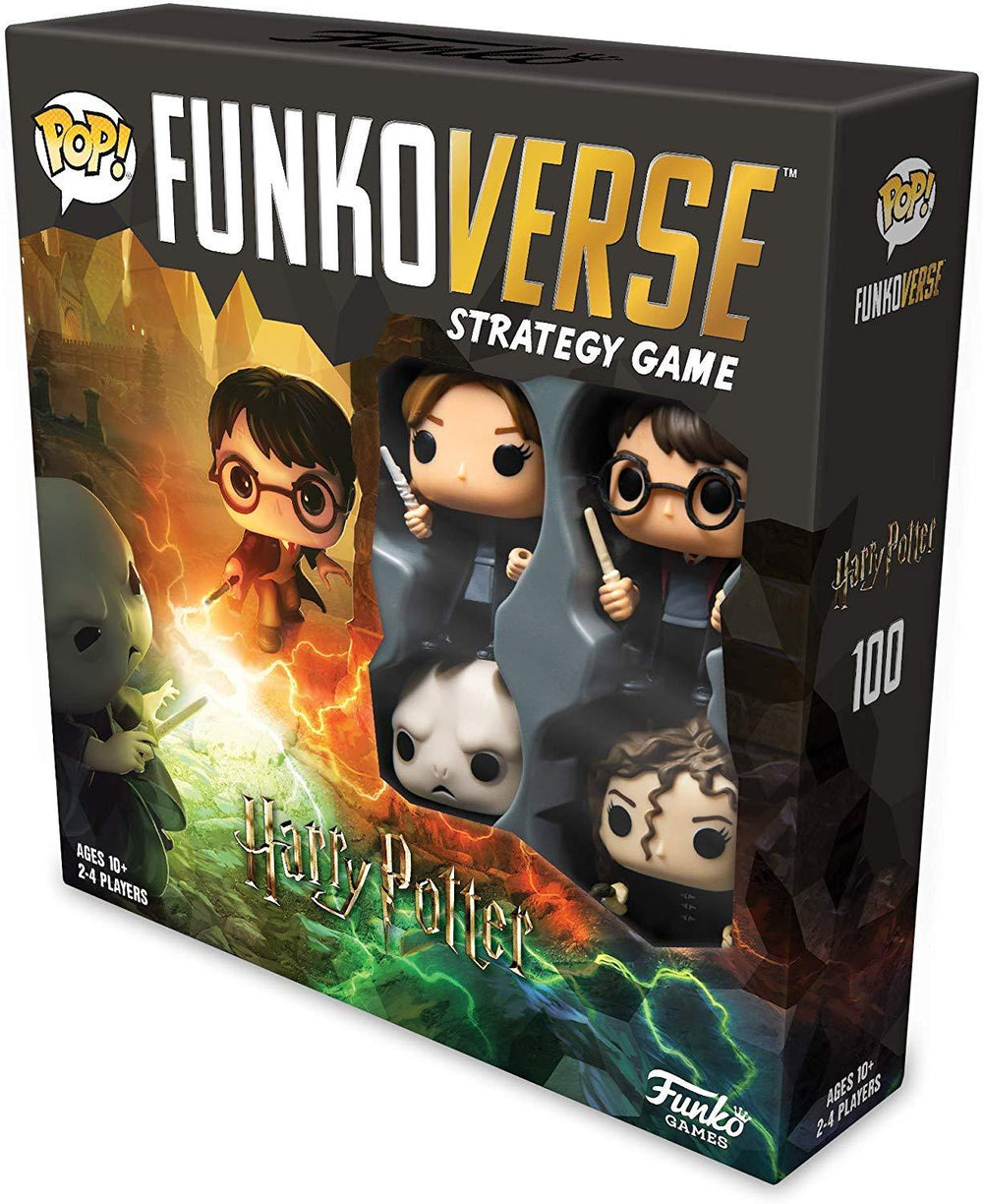 FUNKO Pop! Funkoverse Strategy Game - Harry Potter 100 Base Set