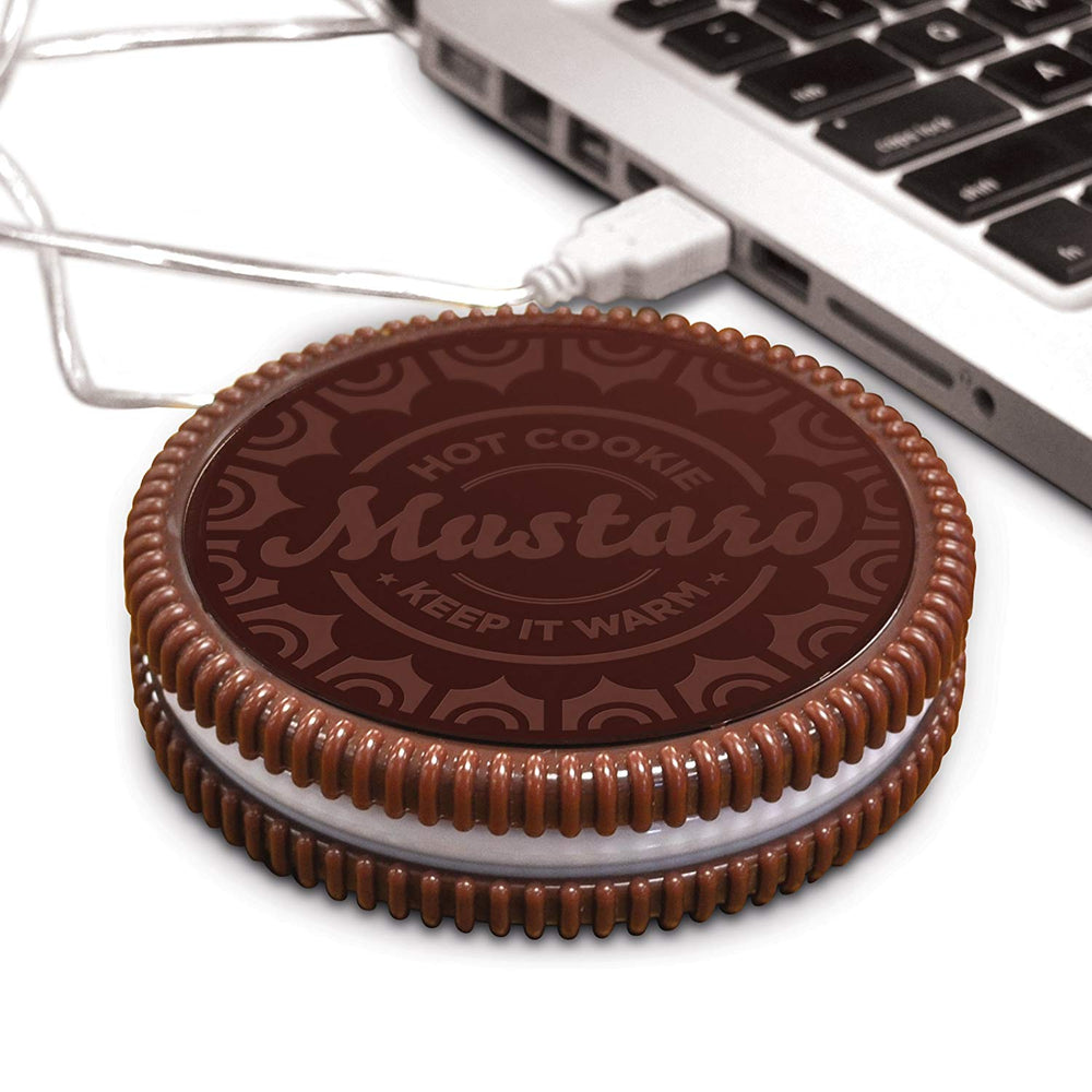 MUSTARD LONDON Hot Cookie - USB Cup Warmer