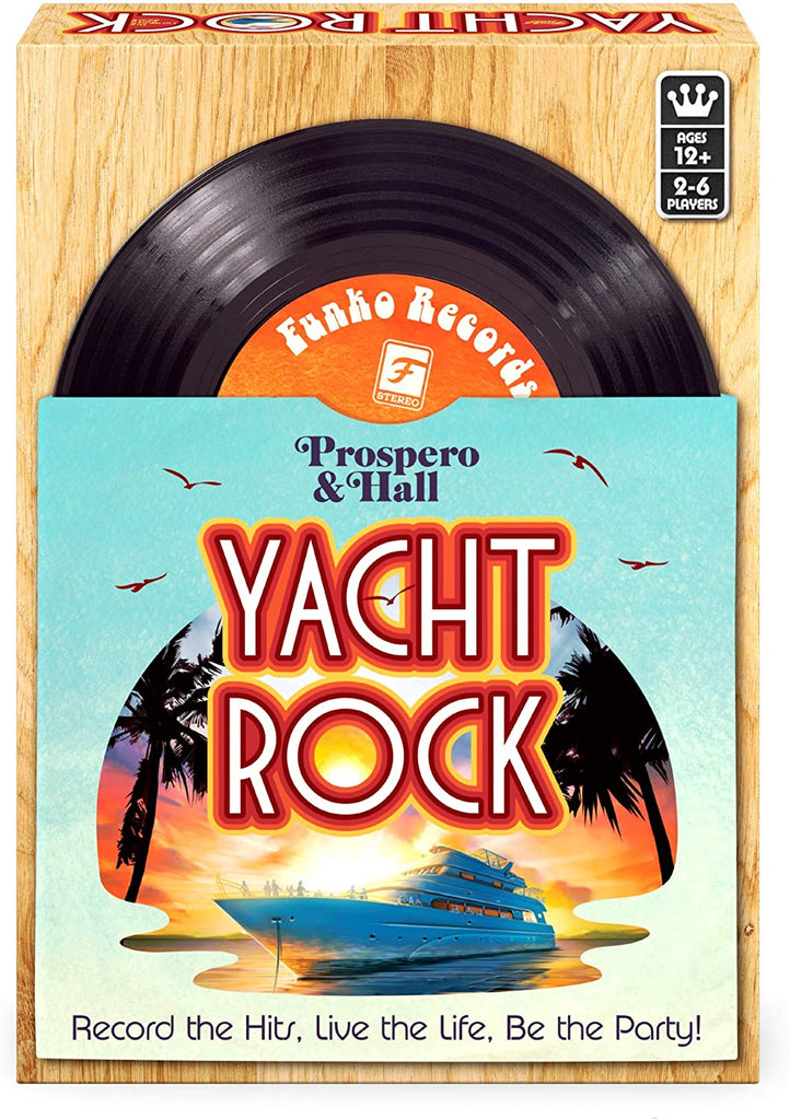 FUNKO Yacht Rock Party Game