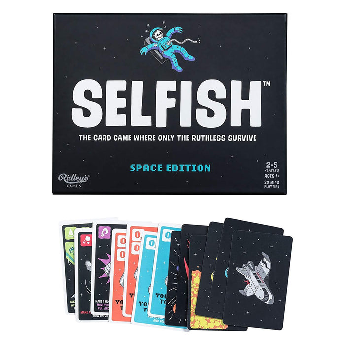 SELFISH - Space Edition