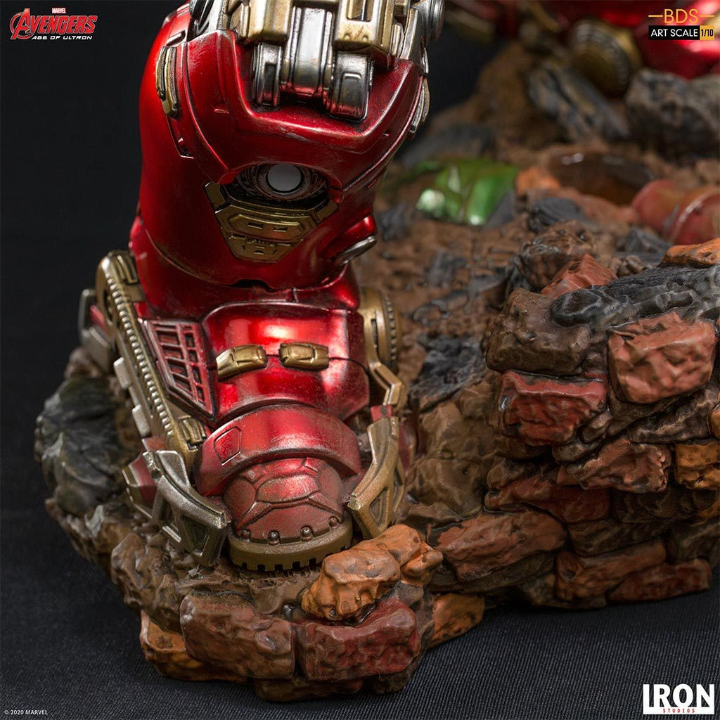 PREORDER IRON STUDIOS Hulkbuster BDS Art Scale 1/10 - Avengers: Age of Ultron