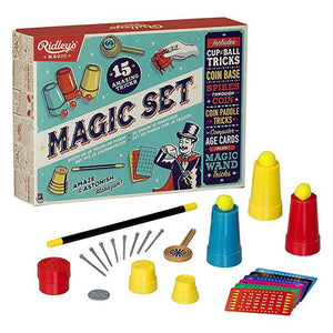 Magic Tricks - Set of 15