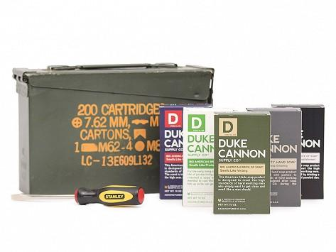 DUKE CANNON - Ammo Can Gift Set