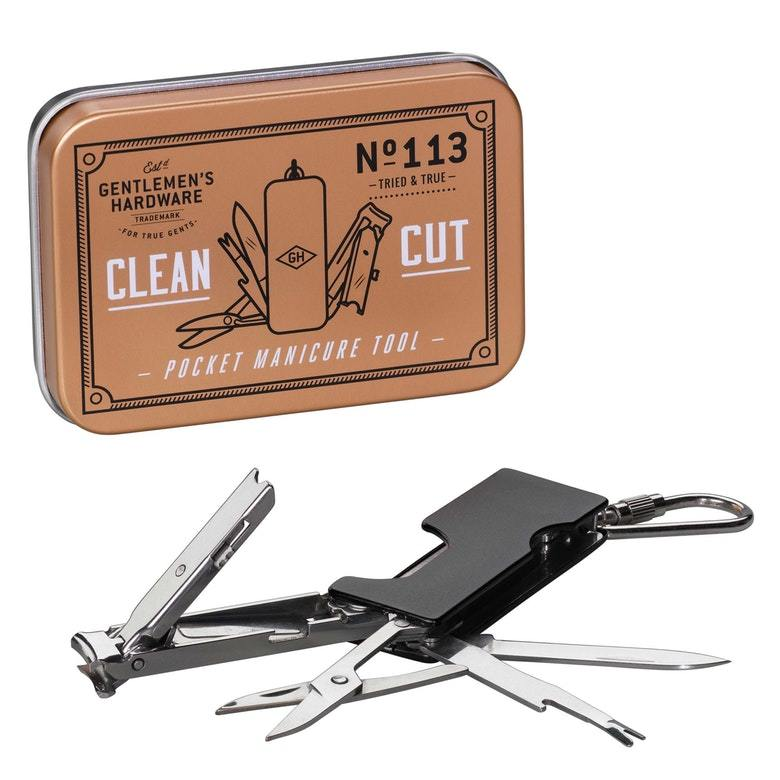 GENTLEMEN'S HARDWARE Pocket Manicure Kit