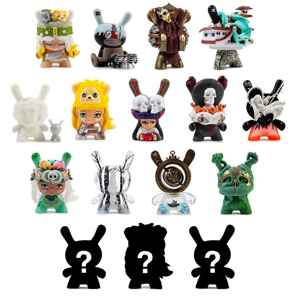 KIDROBOT Arcane Divination Dunny Series