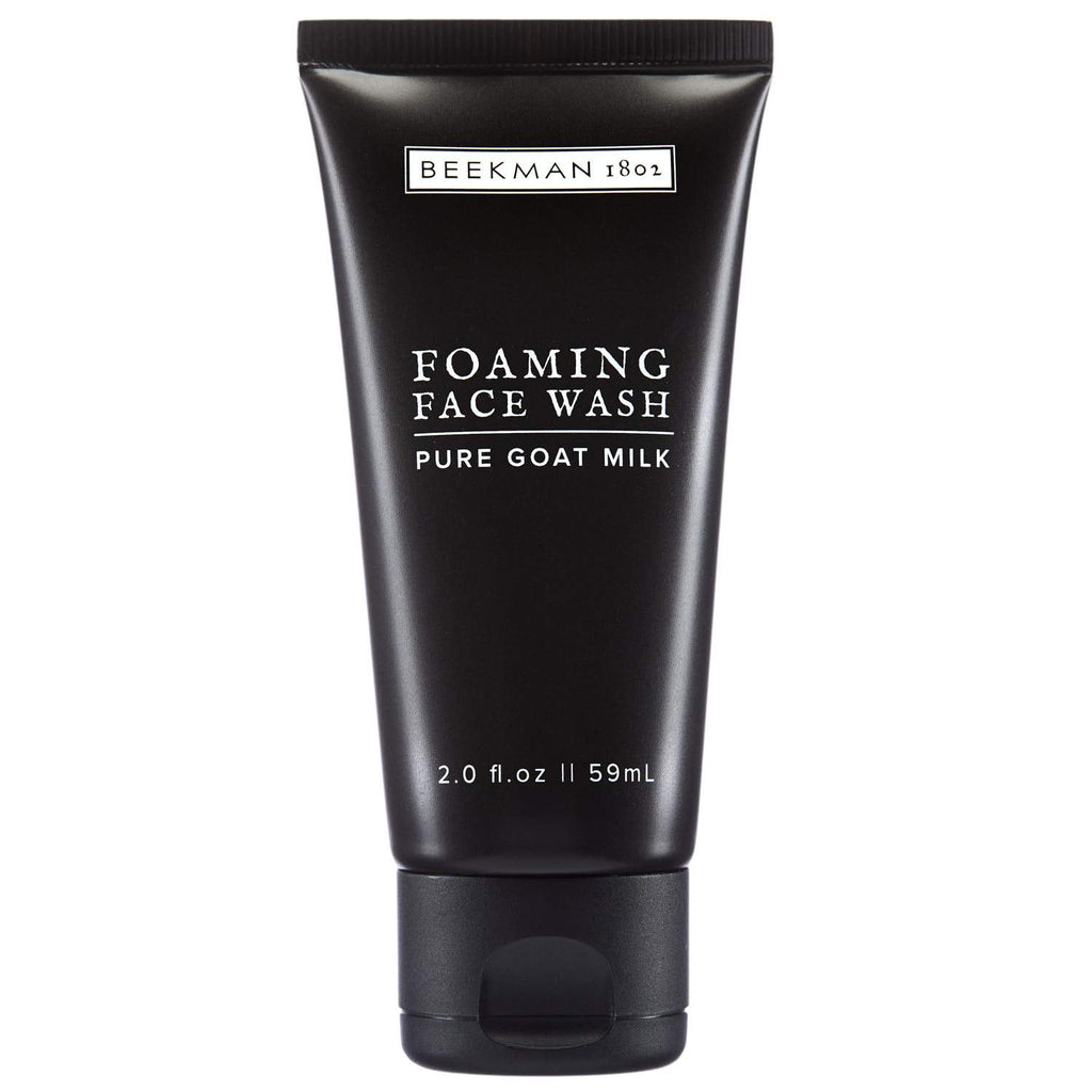 BEEKMAN Pure Goat Milk Foaming Face Wash