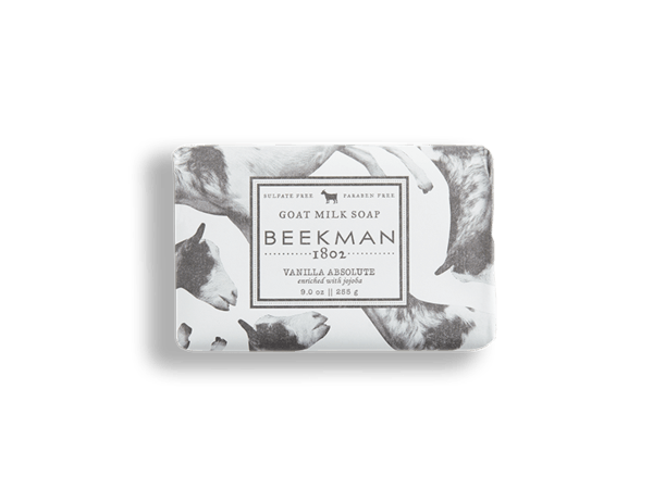 BEEKMAN Vanilla Absolute Bar Soap