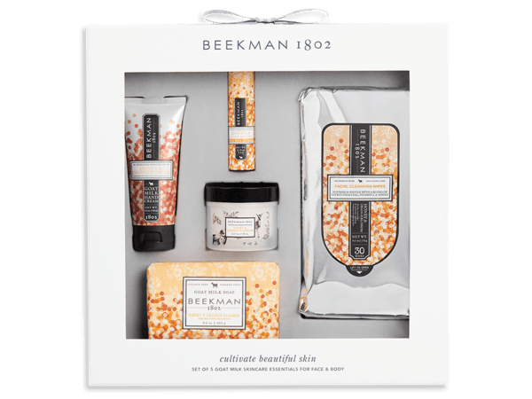 BEEKMAN Honey & Orange Blossom Fragrance Favorites Set
