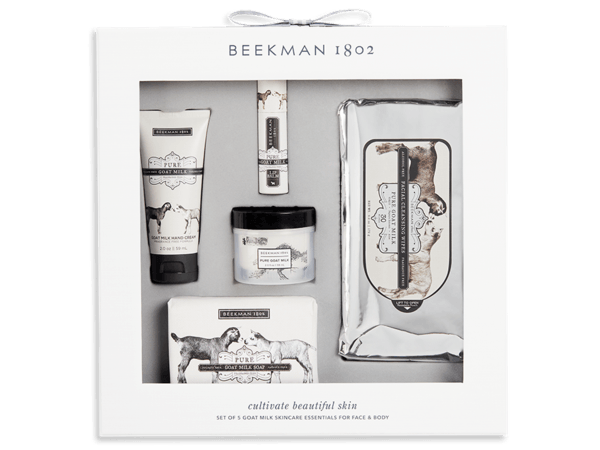 BEEKMAN Pure Goat Milk Favorites Set