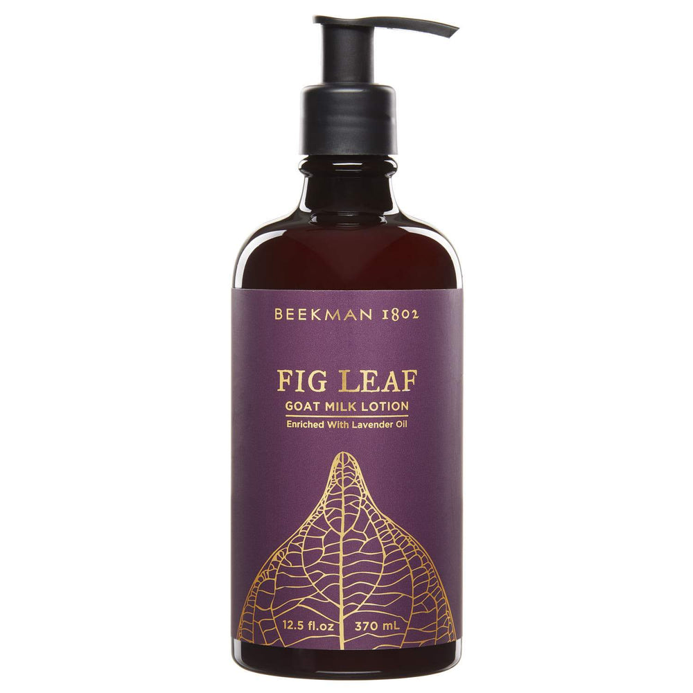 BEEKMAN Fig Leaf Goat Milk Lotion