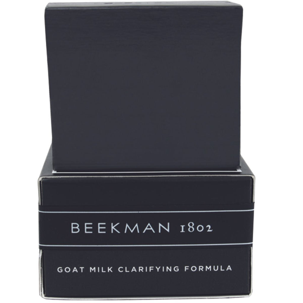 BEEKMAN Activated Charcoal Shampoo Bar