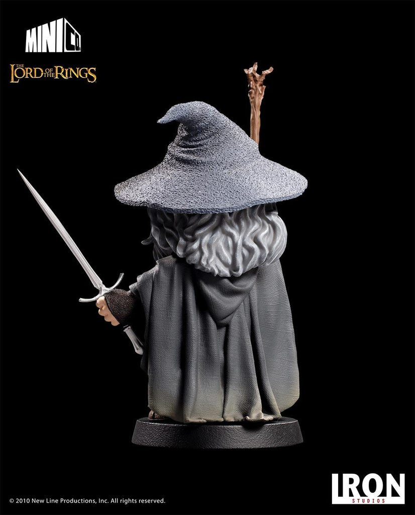 IRON STUDIOS MiniCo Gandalf - Lord Of The Rings