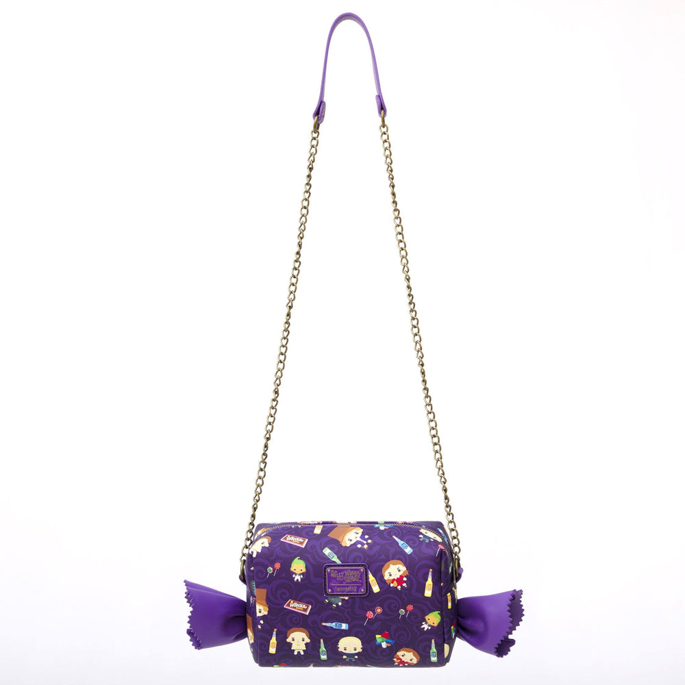 EIGHT3FIVE EXCLUSIVE - LOUNGEFLY x Willy Wonka Chibi Crossbody