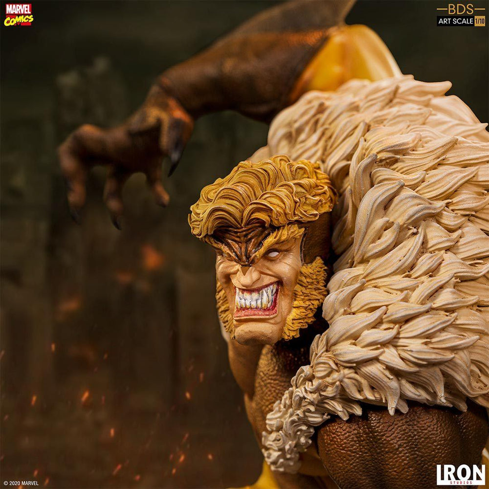 PREORDER - IRON STUDIOS - Sabretooth BDS Art Scale 1/10 - Marvel Comics