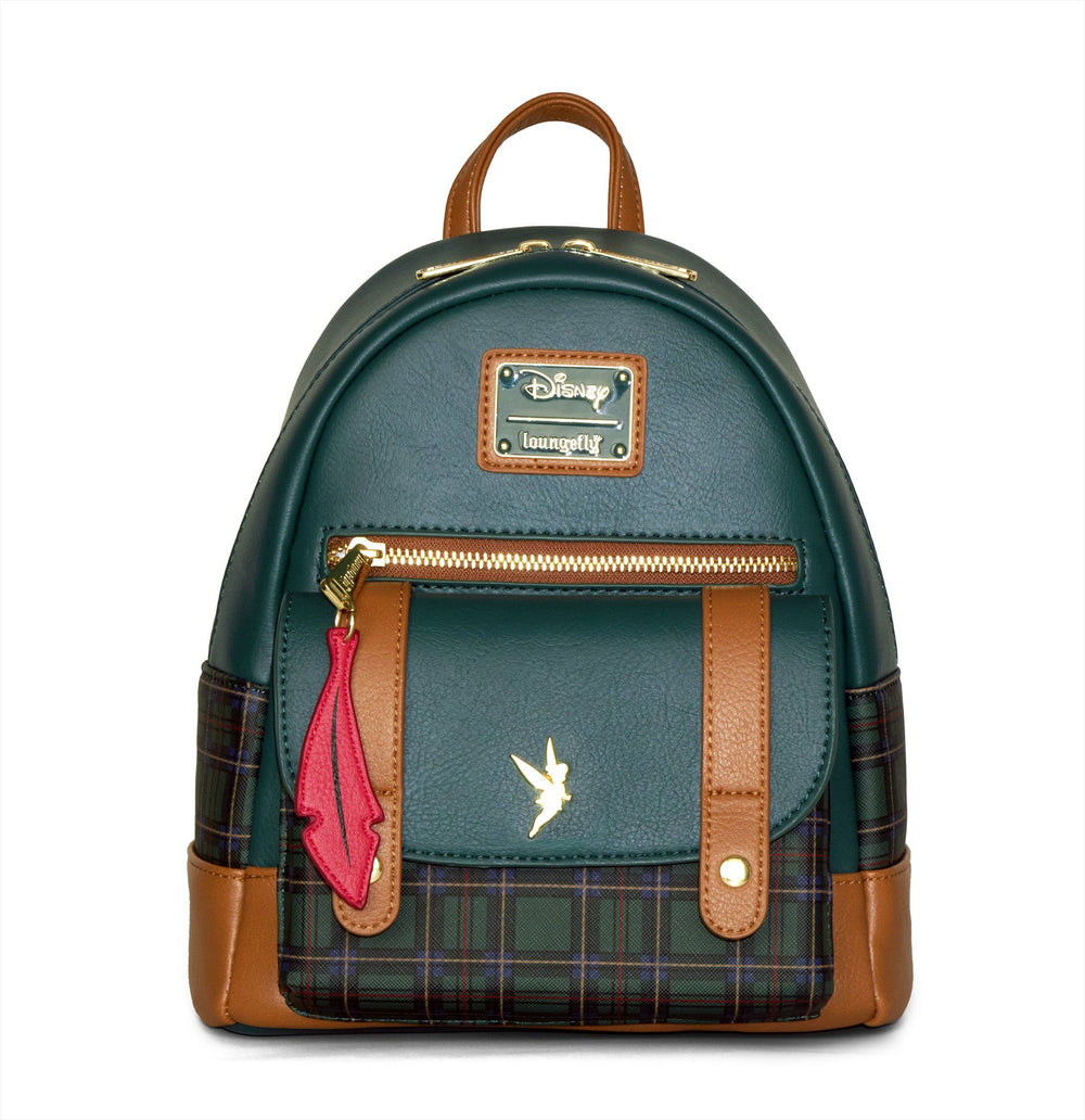 PREORDER - LOUNGEFLY X EIGHT3FIVE EXCLUSIVE - Peter Pan - Bag Only