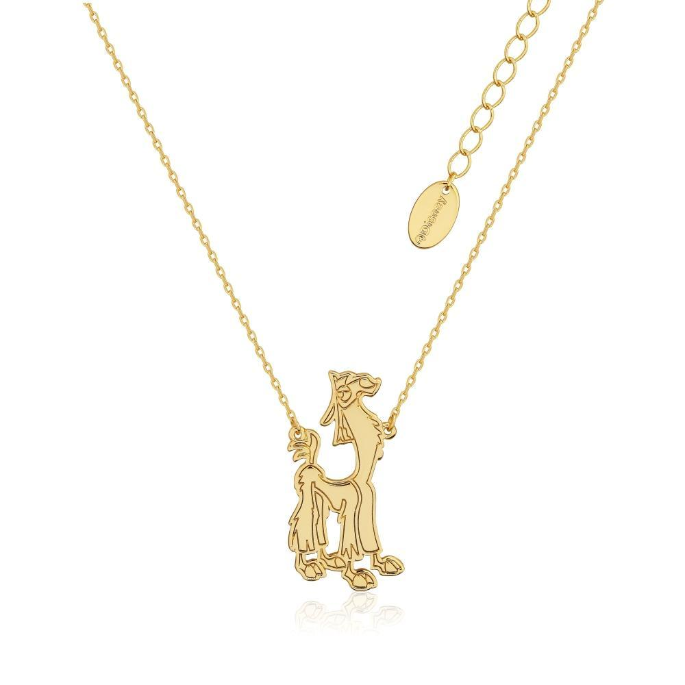 COUTURE KINGDOM - Disney The Emperor's New Groove Kuzco Llama Necklace