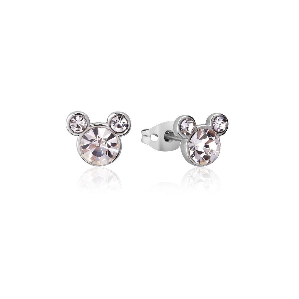 COUTURE KINGDOM x Disney Mickey Mouse Birthstone Stud Earrings