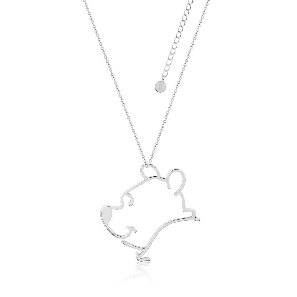 COUTURE KINGDOM - Disney Winnie The Pooh Outline Necklace