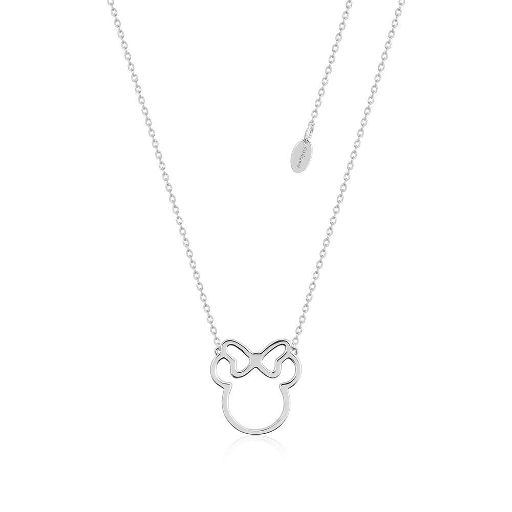 COUTURE KINGDOM x Disney Minnie Mouse Sterling Silver Necklace