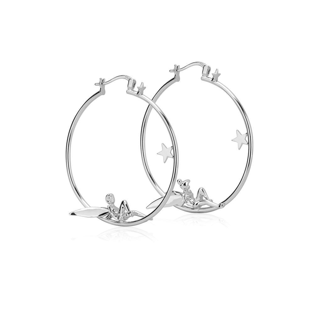 COUTURE KINGDOM x Disney Tinkerbell Hoops
