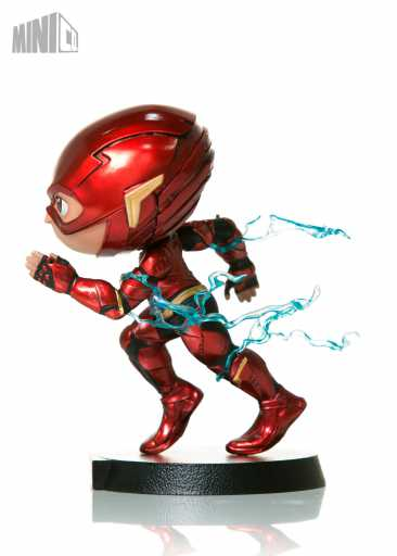 IRON STUDIOS MINI CO - The Flash Justice League Figure