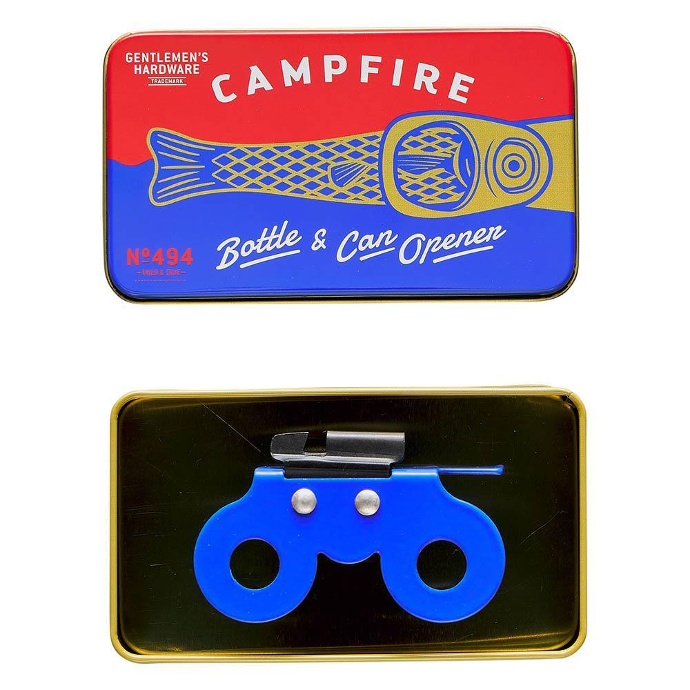 WILD + WOLF Gentlemen's Hardware Campfire Bottle & Can Opener