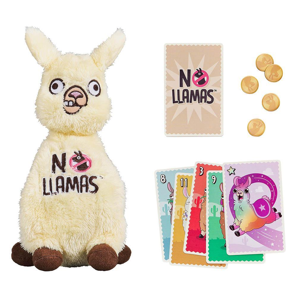 WILD + WOLF Ridley's No Llamas Card Game