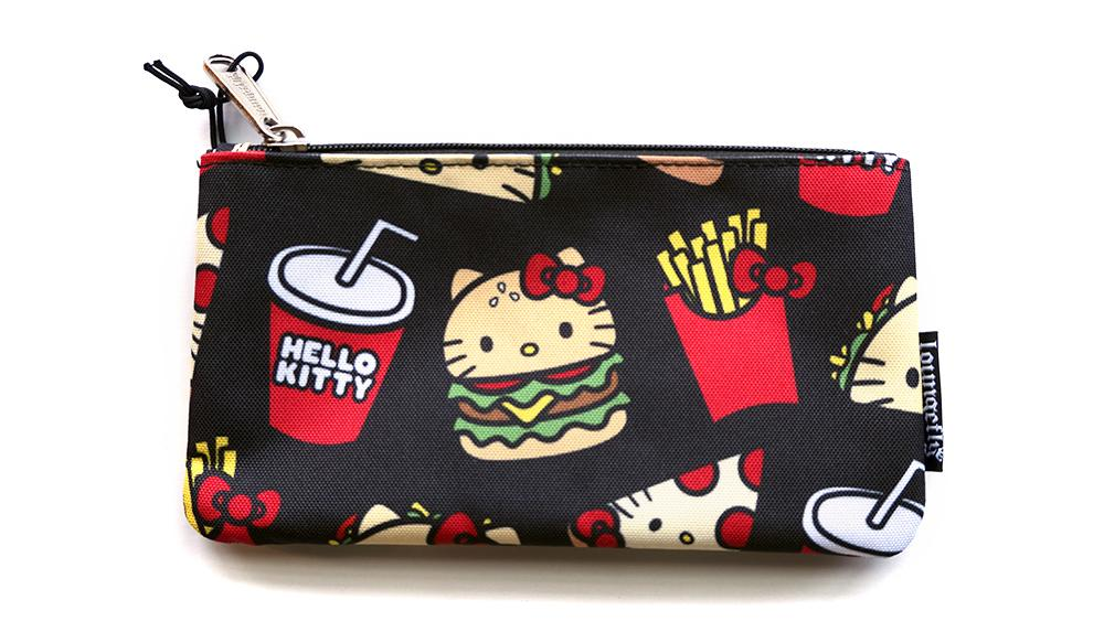 LOUNGEFLY x Hello Kitty Snacks Nylon Pouch