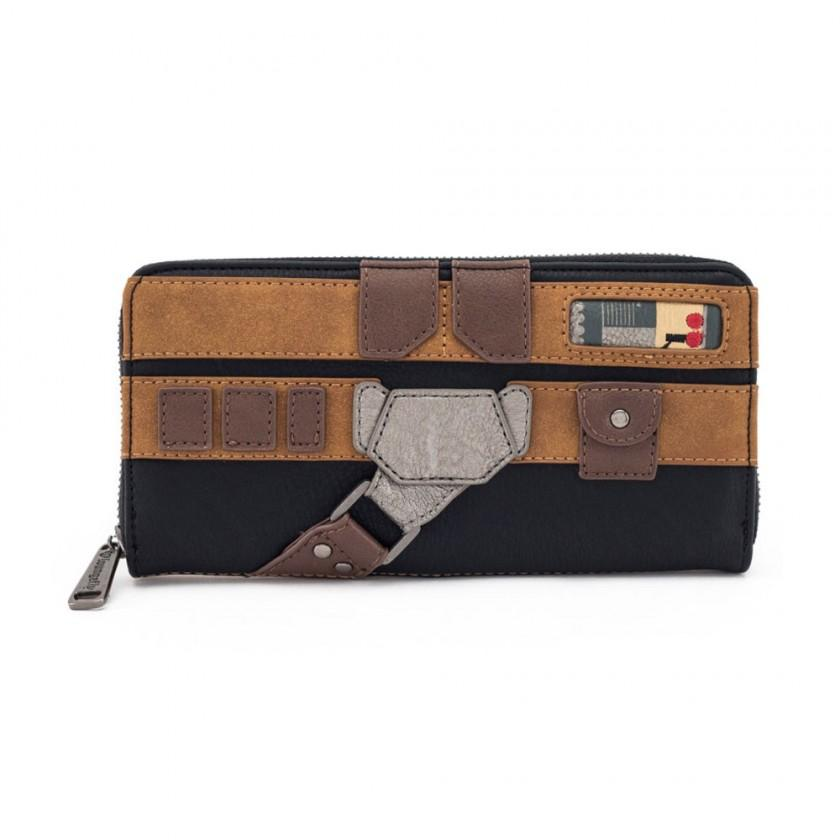 LOUNGEFLY A Star Wars Story Han Solo Wallet