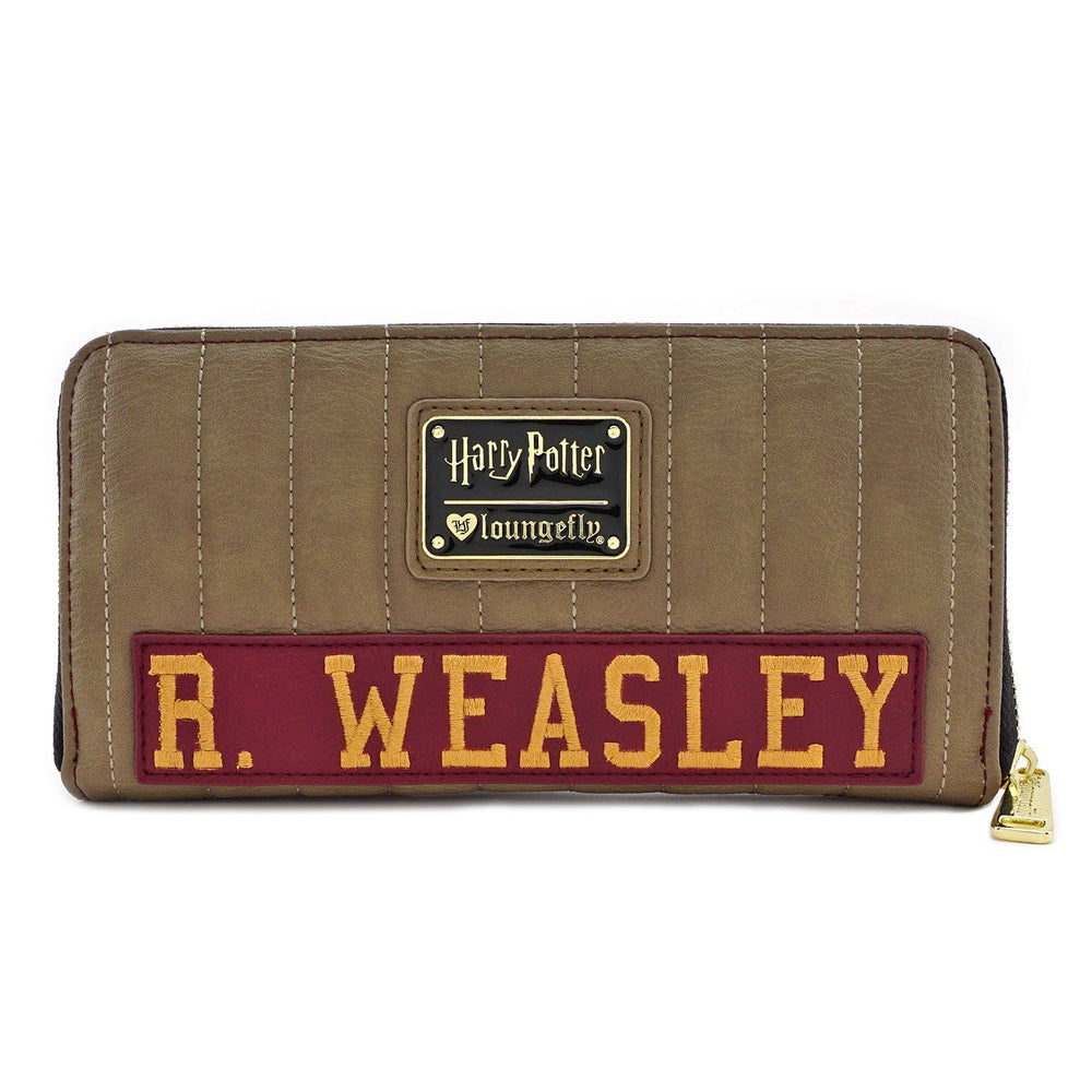 LOUNGEFLY Harry Potter Weasley/Gryffindor Wallet