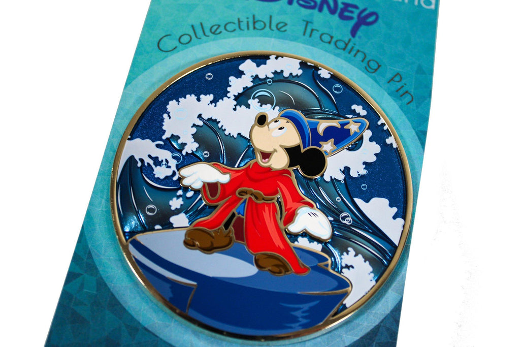ARTLAND UK Disney Fantasia Pin - F