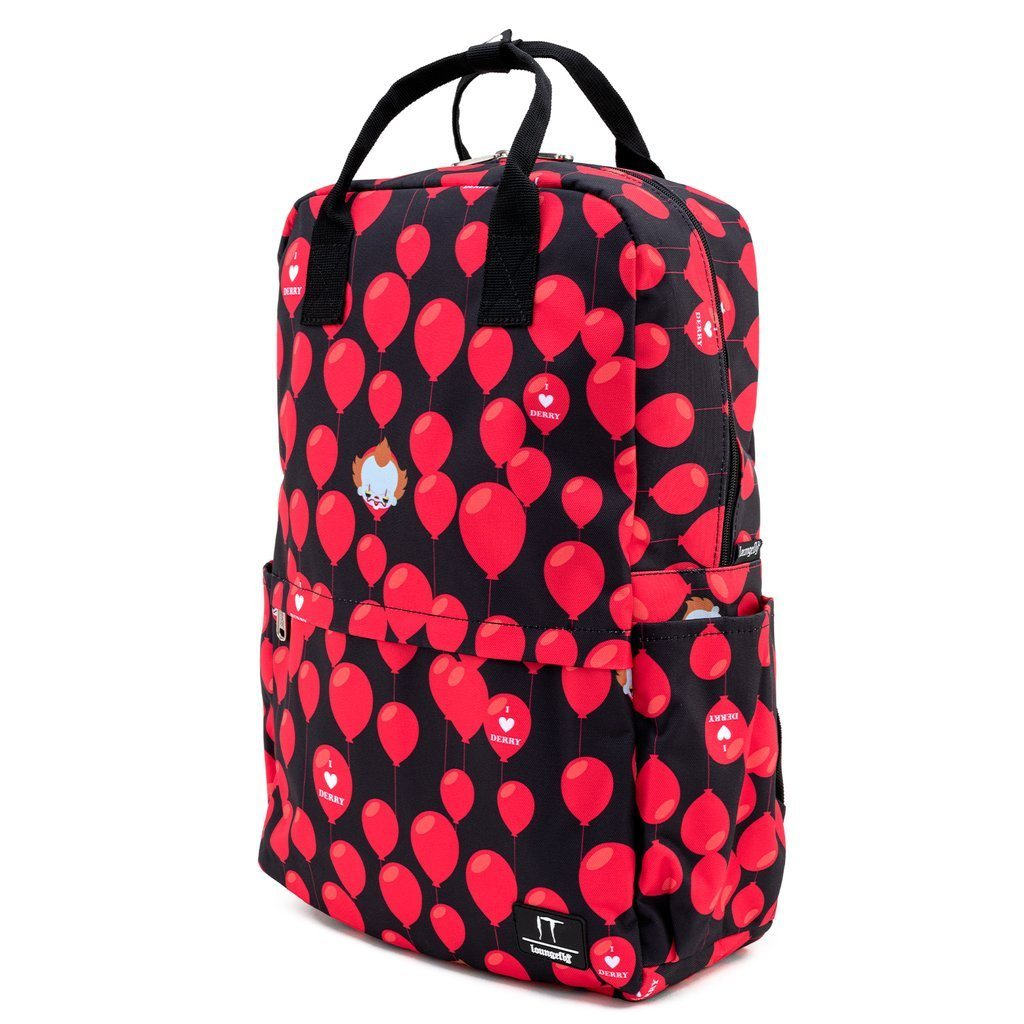 LOUNGEFLY IT Balloons Backpack